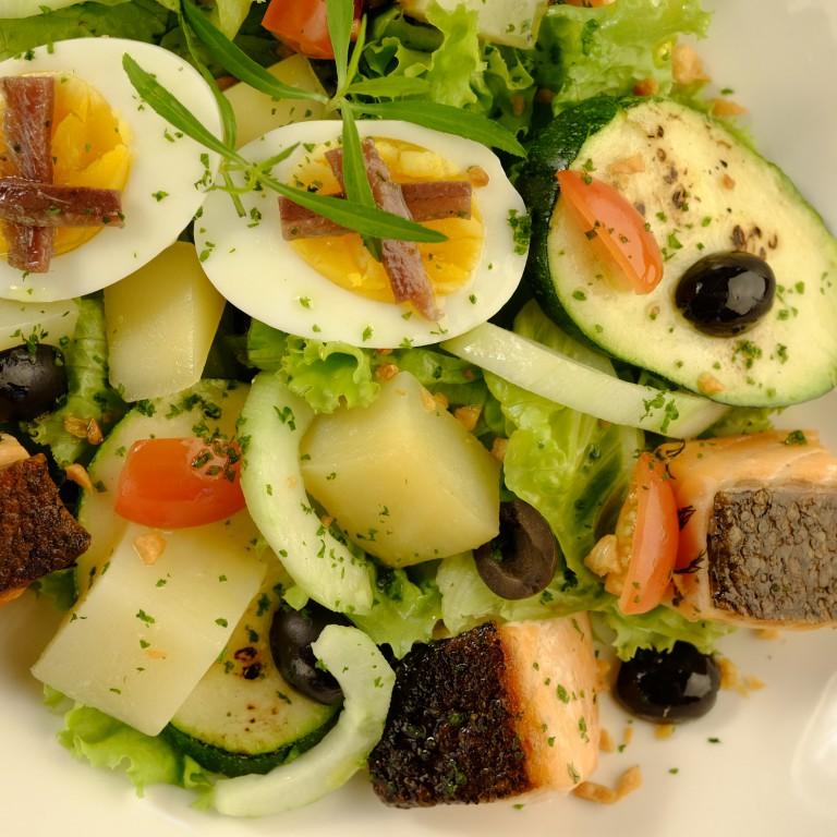 Adlez Salad